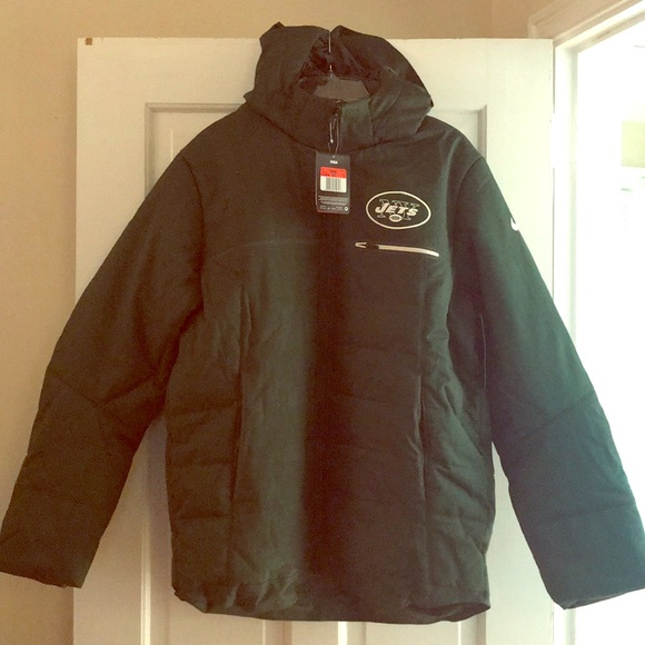 pretty nice 26f60 d2f61 Large Men's NY Jets Winter Jacket (NWT)